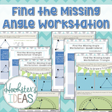Find the Missing Angle Workstation