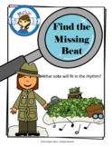 Find the Missing Beat - Note Identification