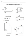 Find the Missing Length II