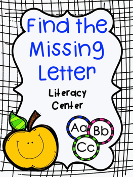 Find the Missing Letter_Abc Order