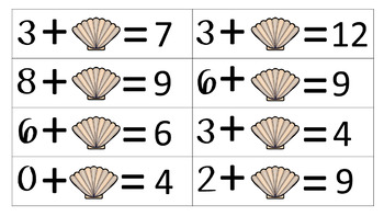Find the Missing Number-Addition Edition