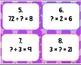Find the Missing Number Task Cards