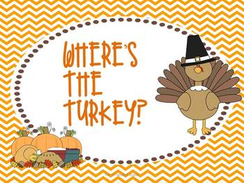 Find the Missing Number Thanksgiving Center Activity - Com