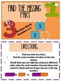 Find the Missing Part Math Tub Bundle