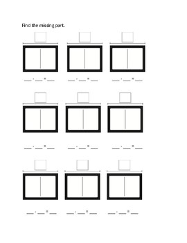 Find the Missing Part (blank)