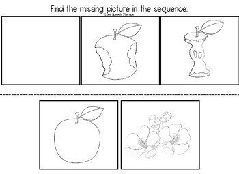 Find the Missing Picture in the Sequence