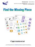 Find the Missing Piece Workbook Task