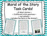 Find the Moral of the Story Task Cards