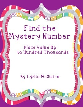 Find the Mystery Number