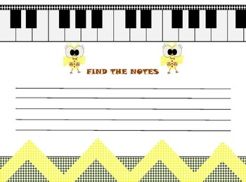 Find the Notes