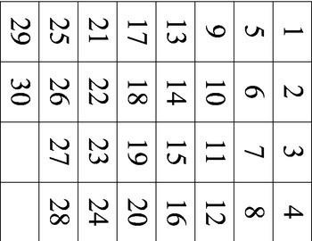 Find the Numbers