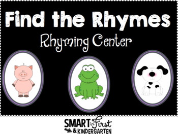 Find the Rhymes Center