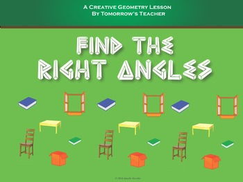 Find the Right Angles - Freebie