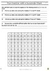 Find the Rule - Extend the Pattern - Worksheet (4.OA.5)