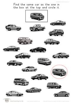 Find the Same Car