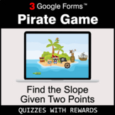 Find the Slope Given Two Points | Pirate Game | Google For
