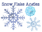Find the Snowflake Complementary and Supplementary Angles includes 2 activities!