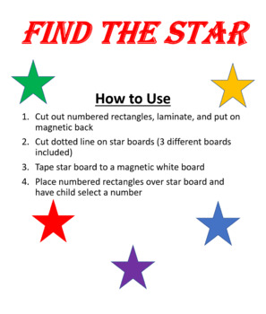 VIPKID Reward System - Find the Star
