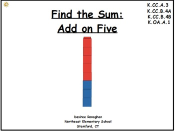 Find the Sum: Add On (1-10)