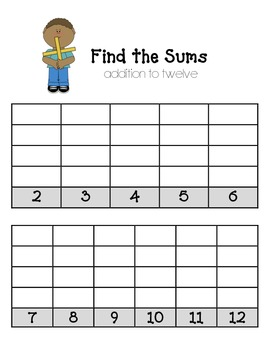 Find the Sums