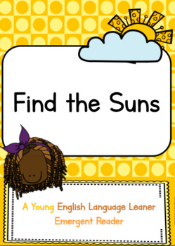 Find the Suns - Emergent Reader Packet