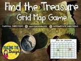 Find the Treasure Map Skills Game