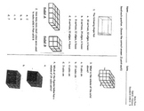 Find the Volume 5.MD.3, 5.MD.4, 5.MD.5 Assessment Test