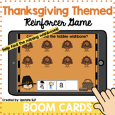 Find a Wishbone Thanksgiving Open-Ended Reinforcer Game |