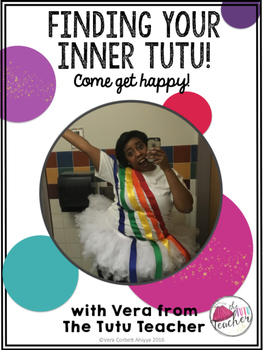 Find your Inner Tutu: TpT Conference Handouts Orlando 2016