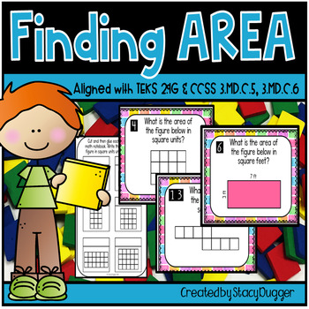 Finding Area