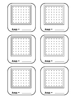 Finding Area: A Geoboard Activity