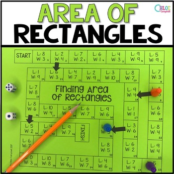 Finding Area Board Game