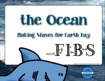 AREA: Finding Area - Making Waves for Earth Day