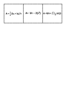 Finding Area of Composite Figures