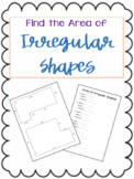 Finding Area of Irregular Shapes: Differentiated