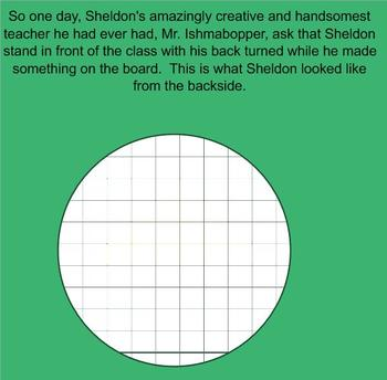 Finding Area of Non-Rectangular Shapes Smart Board Lesson