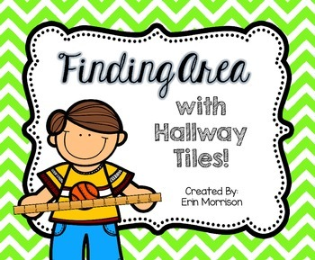 Finding Area with Hallway Tiles!