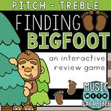 Finding Bigfoot (Treble) an Interactive Music Concept Revi