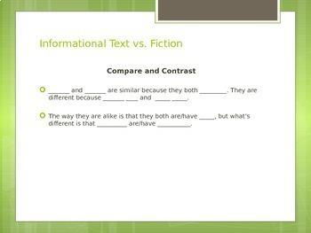 Finding Central Idea and Summarizing RI.6.2