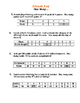 Finding & Continuing Patterns Worksheet