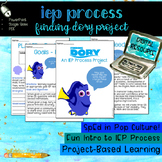 Digital Finding Dory: An IEP Process Project