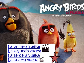 Finding Dory, Angry Birds, Secret Life of Pets Spanish Movie Game Bundle