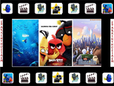 Finding Dory, Angry Birds, Secret Life of Pets Spanish Mov