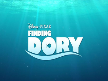 Finding Dory - Power Point Review of movie, nemo, characters, plot pictures