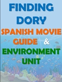 Finding Dory Spanish Movie Packet / Buscando a Dory