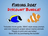 Finding Dory Unit-DISCOUNT BUNDLE