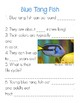 Finding Dory Unit Study
