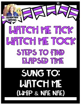 Song for Finding Elapsed Time