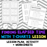 Finding Elapsed Time With T-charts