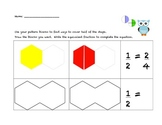 Finding Equivalent Fractions Using Expanded Pattern Blocks